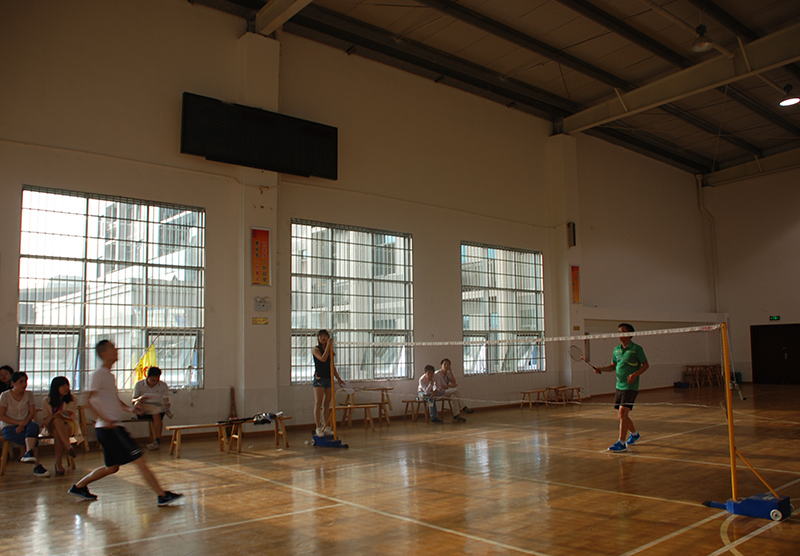 運動會-羽毛球比賽
