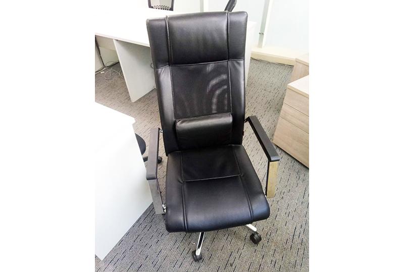 黑色休闲办公椅