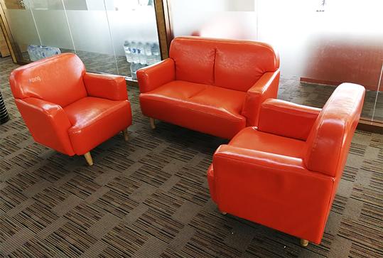 现代款时尚会客沙发、办公休闲沙发