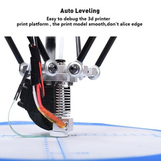 Lerdge-X motherboard automatic leveling methods