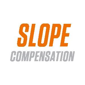 Slope-Compensation