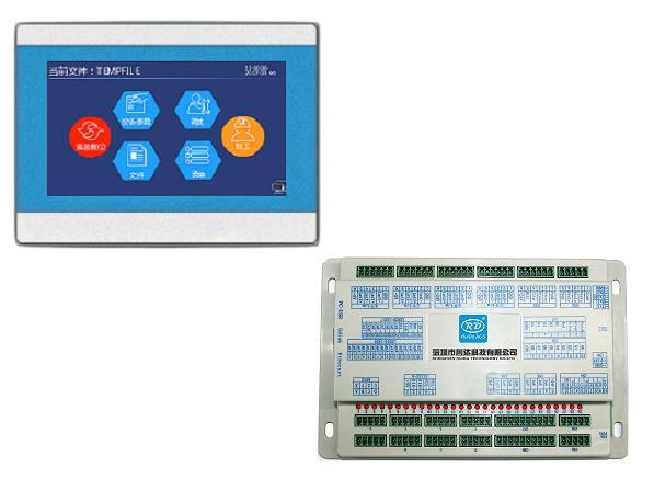 脱机刀切控制器RDD6584G