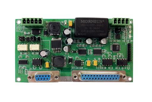 中功率光钎接口板RDACC-HIFIBER
