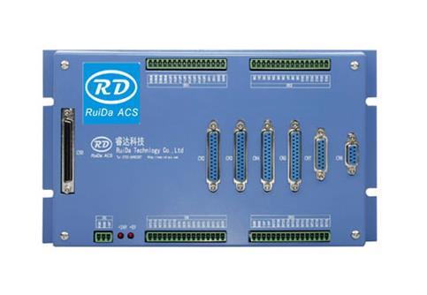 通用4轴运动控制卡RDS3040G