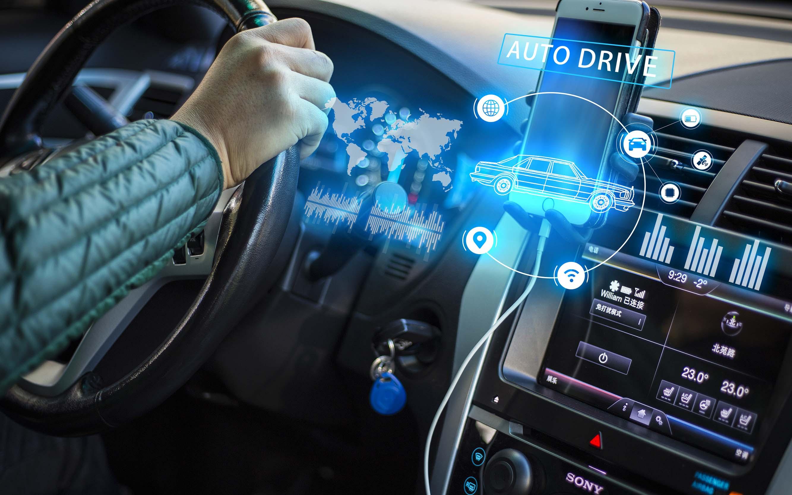 """工信部发""""人工智能三年计划""""互联网车企迎挑战"""