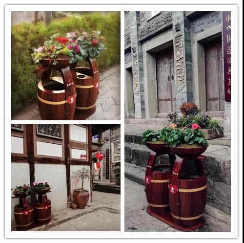 """『笨鸟纪实』从安居古城""""垃圾桶""""谈旅游设施如何为景区添彩"""