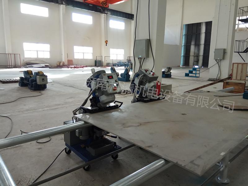 两台GMMA-60S在山东青岛某厂投入使用