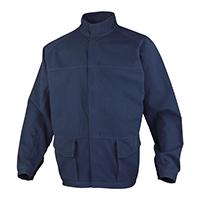 代尔塔 403027 阻燃、防化、防静电三防夹克 TONV3