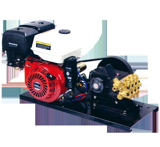 YTHC3515環衛高壓清洗機