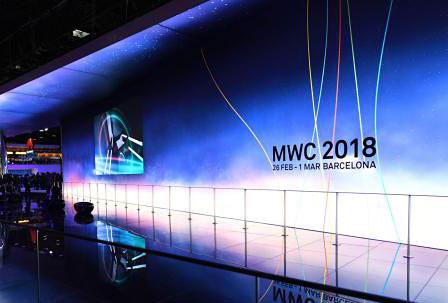 2018年世界移动通信大会开幕,5G、AI、AR等技术将大放异彩
