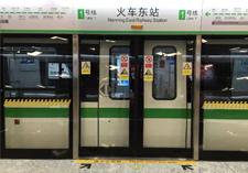 南宁地铁1号线成功应用中研Z-6600ballbet官网系统