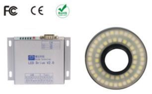 CCD双色光源驱动RDLightDrv-RW V2.0