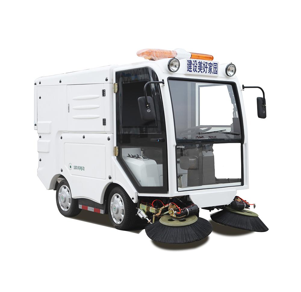YTS電動清掃車