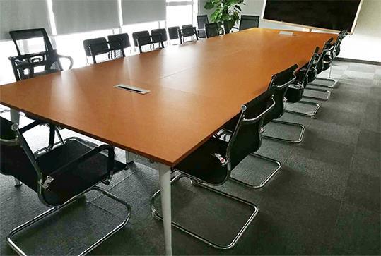 时尚大气板式办公会议桌