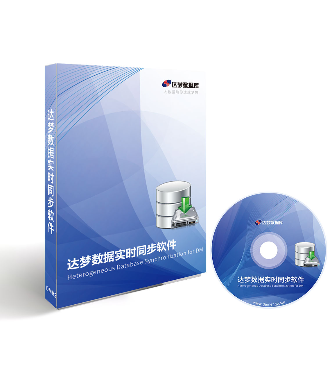 Dream data real-time synchronization software DMHS