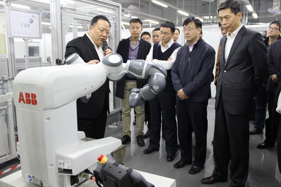 """沪光:全力聚焦""""智能制造"""",稳步攀升产业高端价值链"""