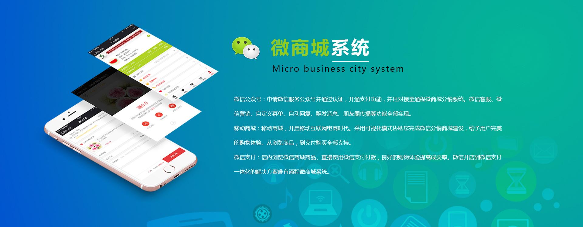 微分销商城系统