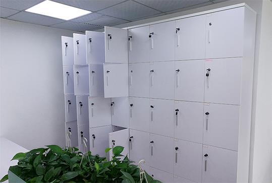 时尚格子储物柜、文件柜