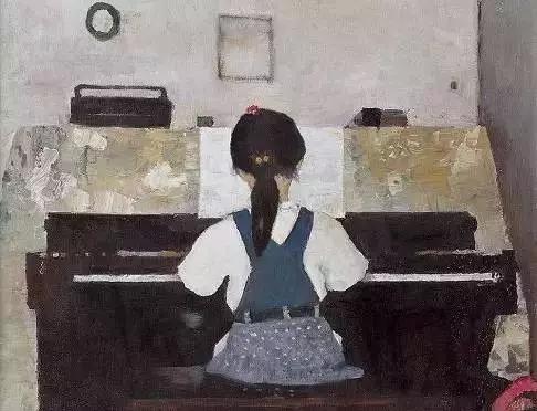 这就是我花钱送你去学钢琴的原因!