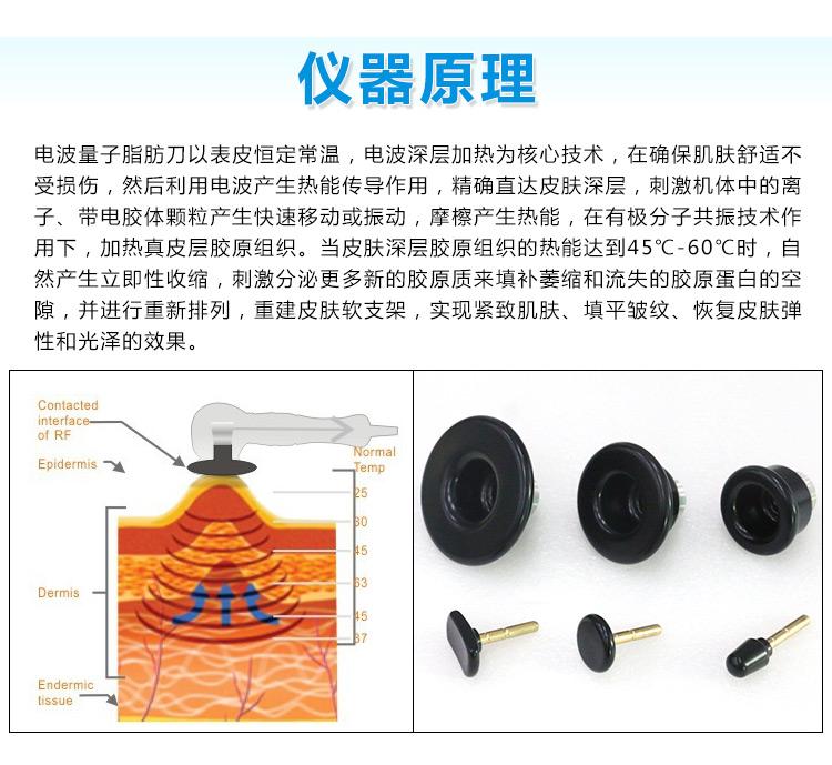 电波量子脂肪刀减肥仪