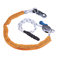 代尔塔 502118 水平定位安全绳 EX118A200