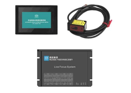 睿达科技新推出LFS-ANM-T43-V2非金属调高器