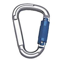 代尔塔 508025 铝制自锁D型钩 AM025