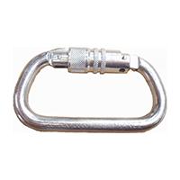 代尔塔 508014 轻合金自锁D型钩 AM014