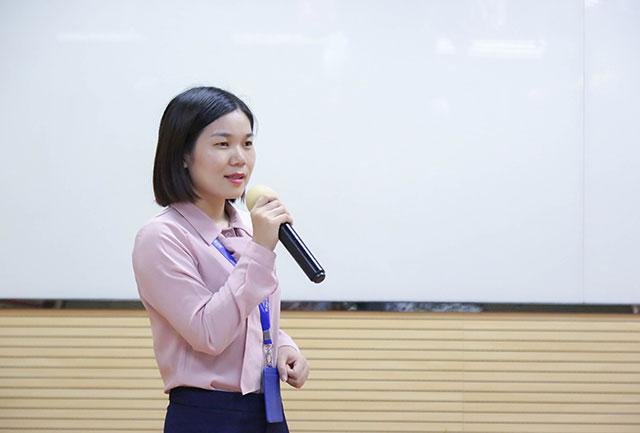 专访人力资源中心韦桂梅:不断完善人才培养体系,将合适的人放在合适的岗位上
