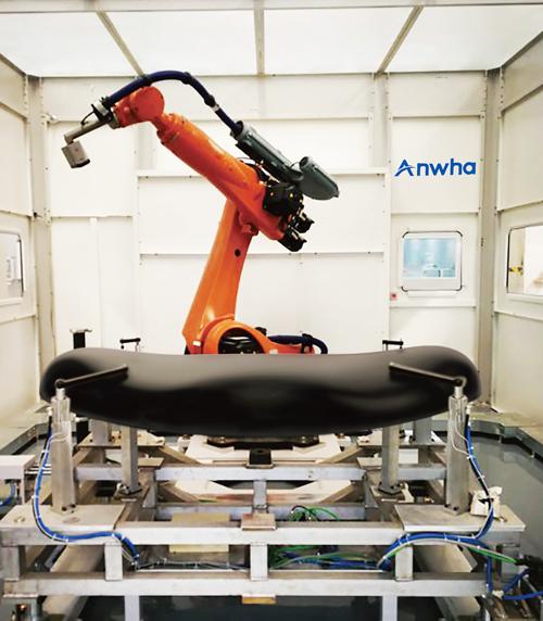 新材料車身行業裝配、測量解決方案: