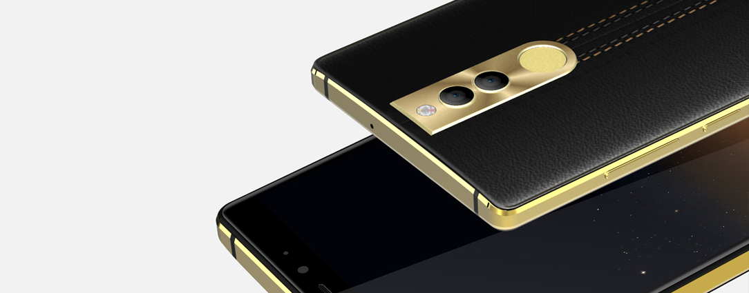Luxury leather EL K50 mobile phone highlights business elite character