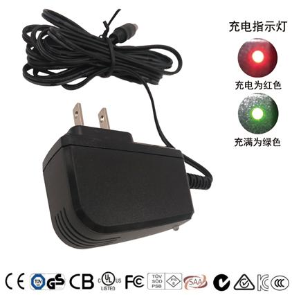 12W轉燈充電器立式USB/帶線單充