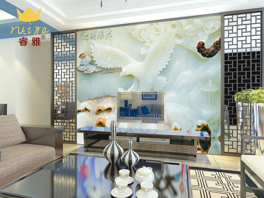 大展鸿图248 工艺:精雕UV220元/m²