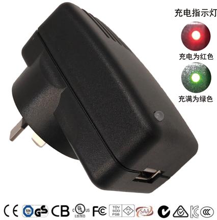6W轉燈充電器臥式USB/帶線單充