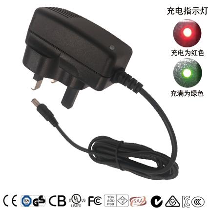 12W轉燈充電器臥式USB/帶線單充