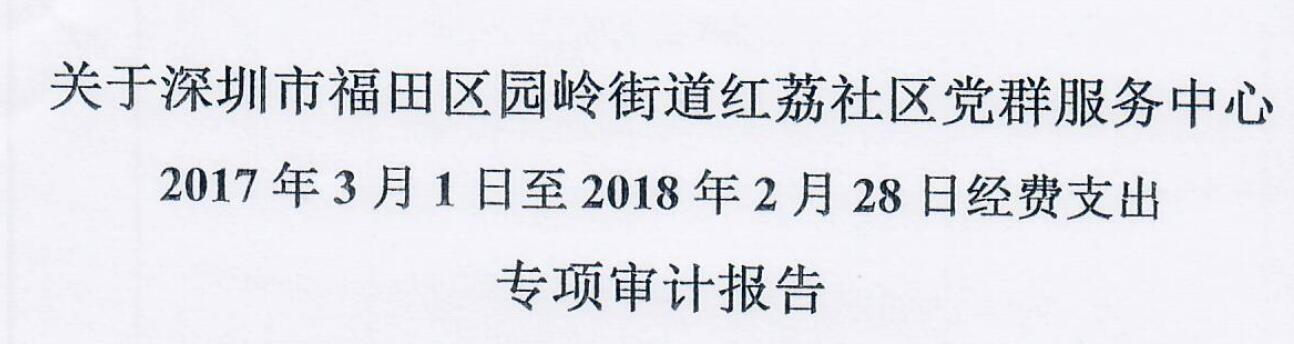 2017年审计报告(福强)