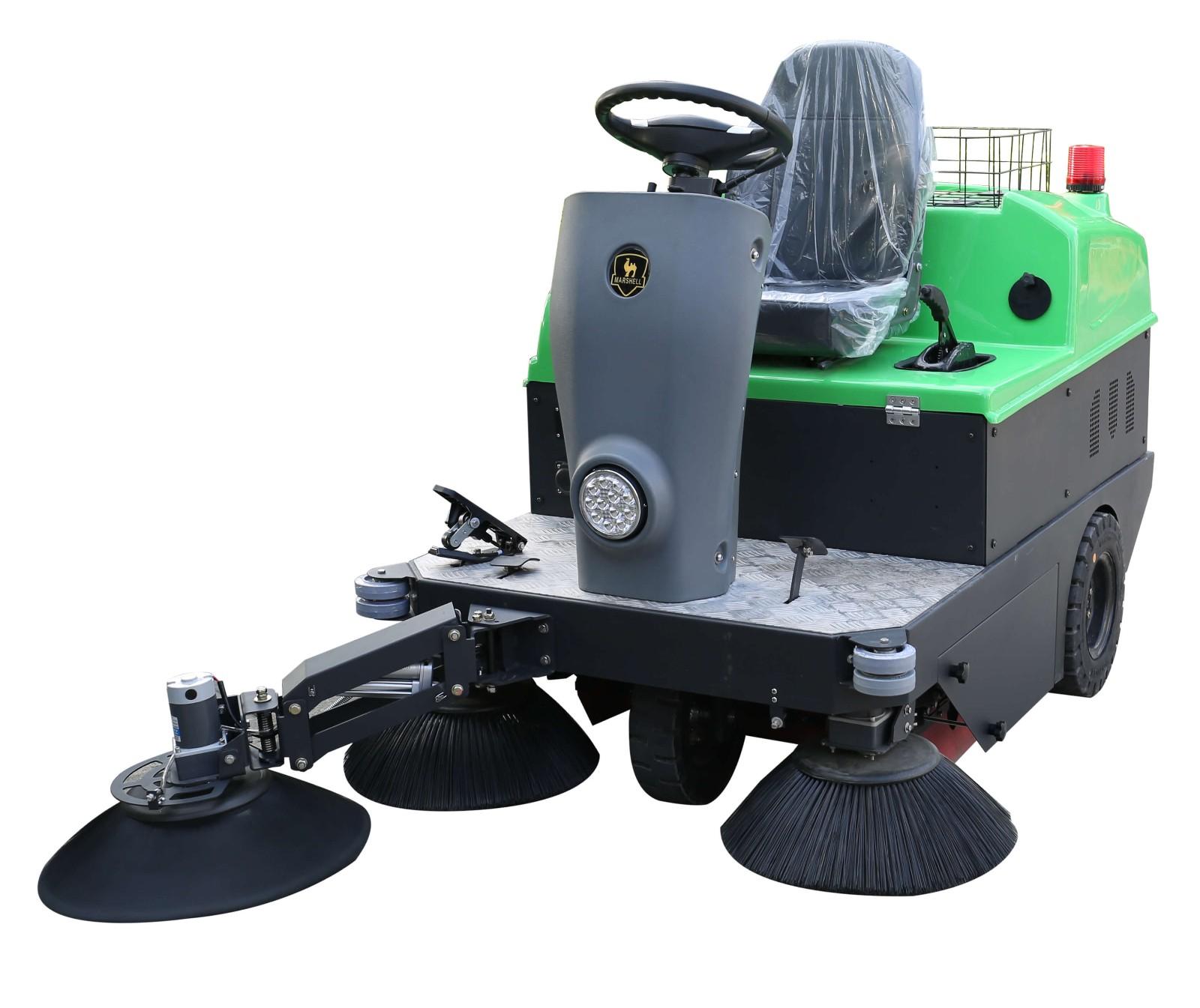 DQS16A驾驶式洗地机