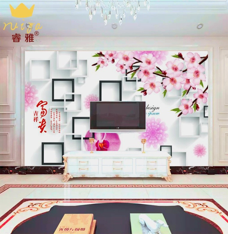 富贵吉祥430 工艺:平面UV-150元/m²
