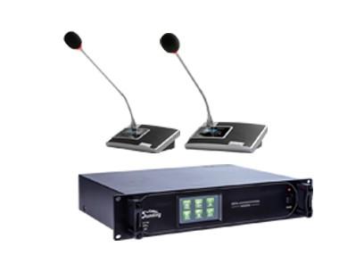 触控网络控制视像有线会议系统W620