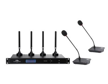 1拖128无线会议系统W713