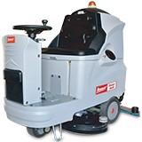 H-860B驾驶式洗地机