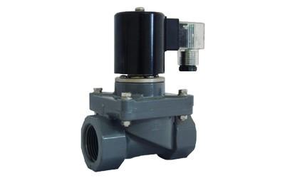 OSA70系列耐侵蚀电磁阀(UPVC、CPVC)