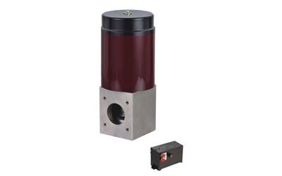 OSAGDC-J型系列高真空电磁挡板阀