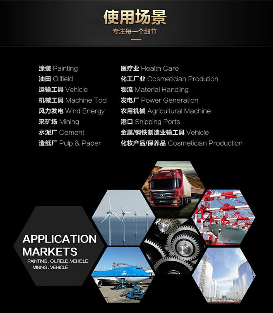 科球GZ-8黄油枪 高压注油器生产厂家 气动黄油机
