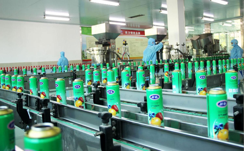 广州好迪集团投资15亿元打造中国最大气雾剂生产基地