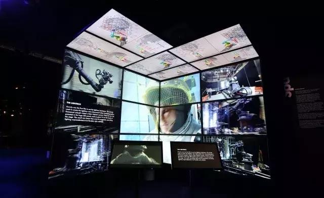数码巴比肯展,数字创意展示大集会图片
