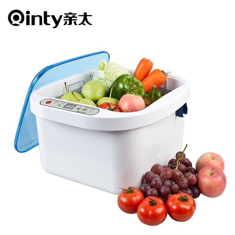 QT-6001/6002 家用超声波果蔬解毒机