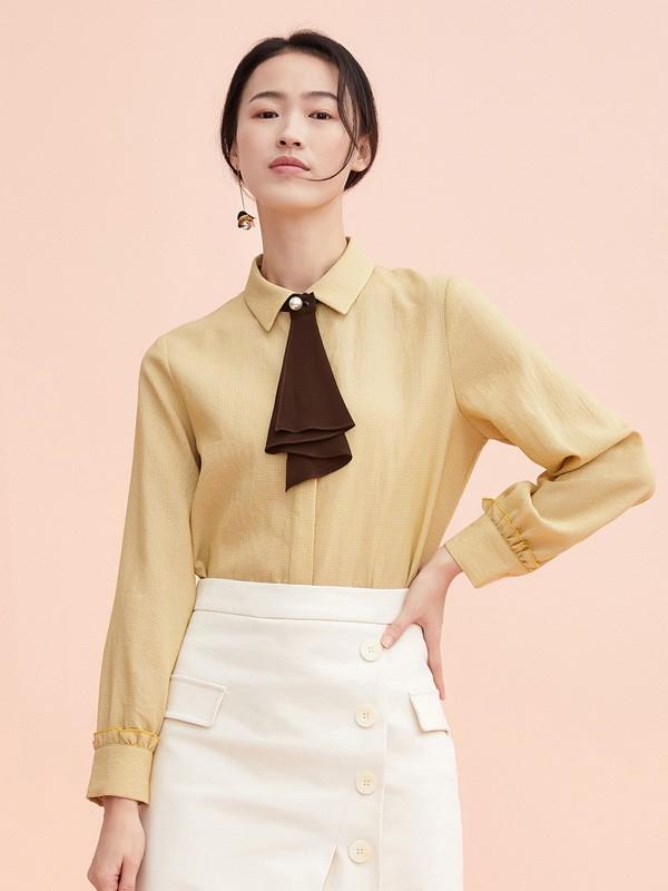 bbin幸运娱乐网址 时尚品牌折扣女装店2020上新【海贝】品牌女装系列