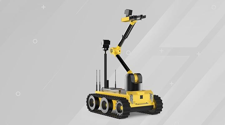 短履带排爆机器人 Tracker IIIS