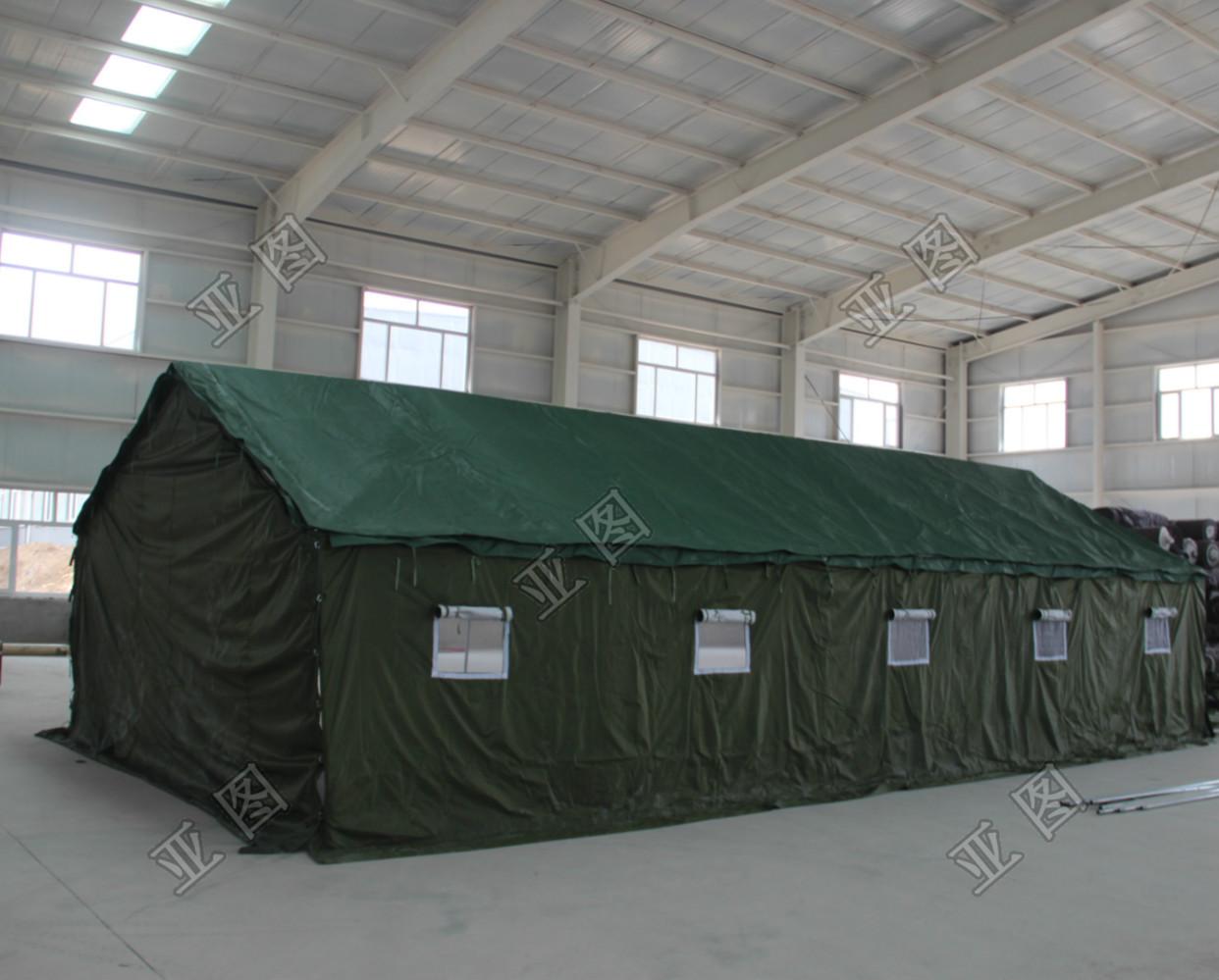 使用施工帐篷注意这些问题能多用两年